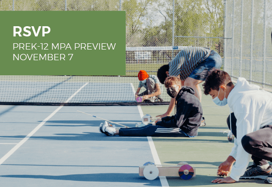 RSVP For MPA Preview