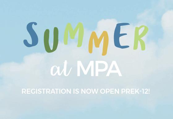 Summer At MPA