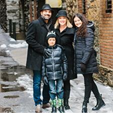 Cowen Family